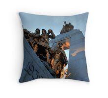 1939-1945 Throw Pillow