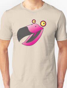 Cute pink beaker bird T-Shirt