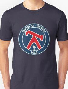 Paris Al-Qatari Football Club T-Shirt