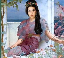 Mediterranean Summer of Amy by PrivateVices