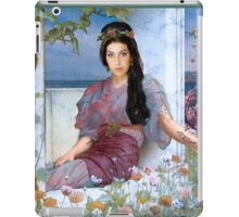 Mediterranean Summer of Amy iPad Case/Skin