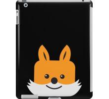 Super cute KAWAII foxy face  iPad Case/Skin
