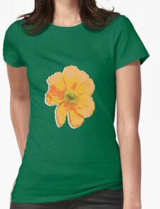 Orange Retro T-Shirt
