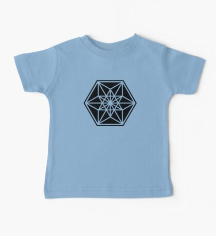 Cuboctahedron, Structur of Universe, Sacred Geometry Baby Tee