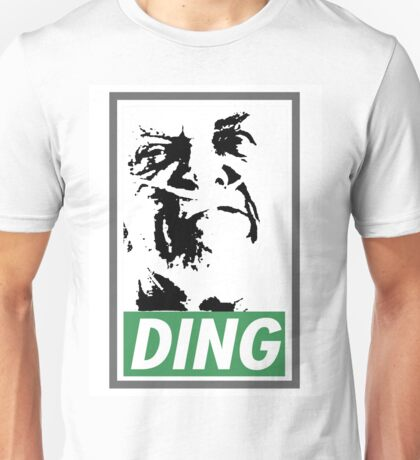 DING - Hector Salamanca Unisex T-Shirt