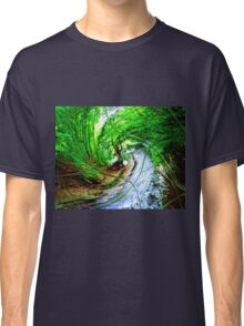 Willow Wizard ~ Commanding the Wave Classic T-Shirt
