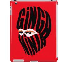 Ginga Ninja iPad Case/Skin