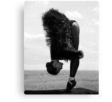 ballerina I Canvas Print