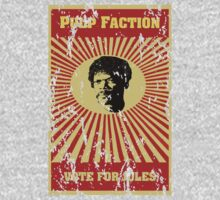 Pulp Faction - Jules Baby Tee