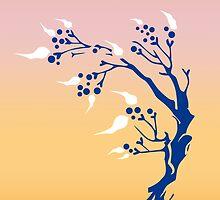 spring blossom by Tiffany Atkin