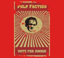 Pulp Faction - Jimmie Baby Tee