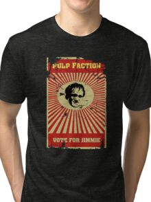 Pulp Faction - Jimmie Tri-blend T-Shirt