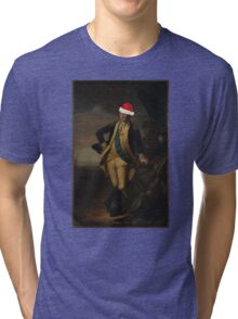 George Washington Charles Willson Peale  Tri-blend T-Shirt