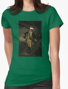 George Washington Charles Willson Peale  Womens Fitted T-Shirt