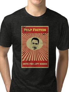 Pulp Faction - CPT Koons Tri-blend T-Shirt