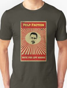Pulp Faction - CPT Koons Unisex T-Shirt