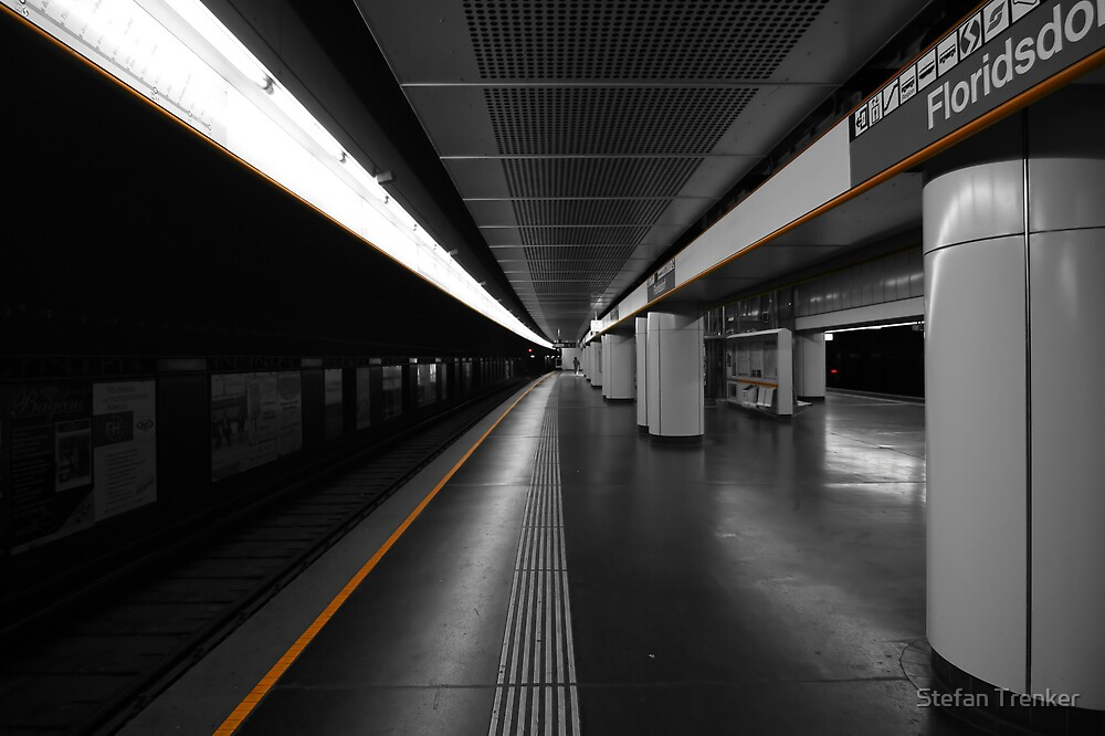 Underground by Stefan Trenker