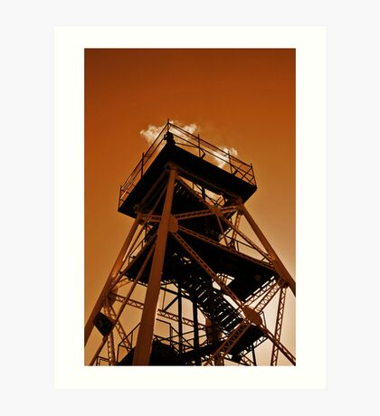 The Watch Tower Art Print