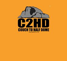 C2HD - Couch to Half Dome Unisex T-Shirt