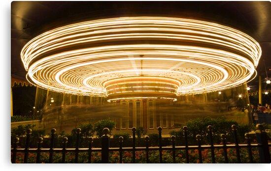 The Carousel by Keegan Wong
