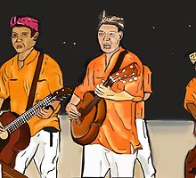 The Balisian band by Nornberg77