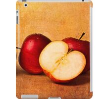 Apples In Red iPad Case/Skin