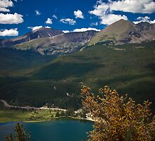 Lazy Summer Days In the Rockies by John  De Bord Photography