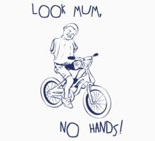 Look Mum, No Hands! by chylng