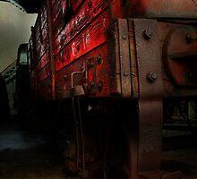 Coal Truck by David Robinson