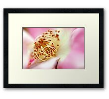 Mouths to Feed Framed Print