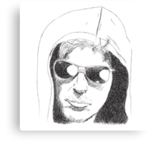 The Unabomber Canvas Print
