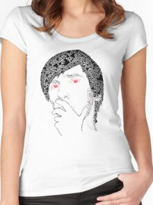 Poker Face Women's Fitted Scoop T-Shirt