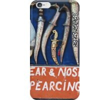 Fragments of Richness: An Indian Expose - risky business iPhone Case/Skin