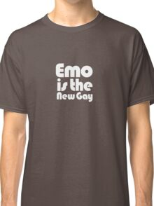 Emo is the new gay Classic T-Shirt