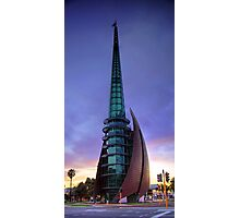 Perth Bell Tower Sunrise Photographic Print