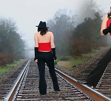 On the Right Track by Leta Davenport