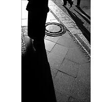 Liberty's Shadow Berlin Photographic Print