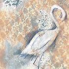 single swan by Leanne  Gilbert