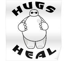 Hug Heal Poster