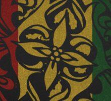 Rasta Batik Sticker