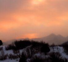 Southfork Sunset by Ryan Houston