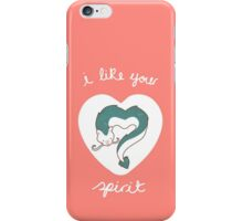 Haku Valentine iPhone Case/Skin