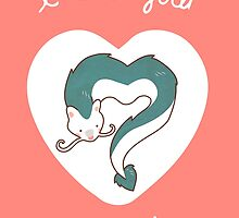 Haku Valentine by Steph Hodges