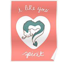 Haku Valentine Poster