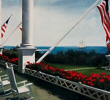 American Landscape by tarabenet