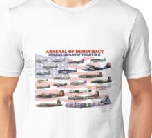 Arsenal of Democracy Unisex T-Shirt