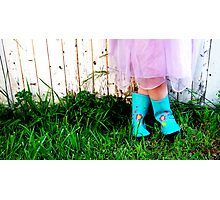 Favorite Boots Photographic Print