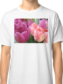 Tulip Time Classic T-Shirt