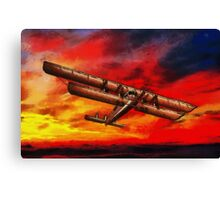 The Sikorsky Ilya Muromets 1914 - all products bar duvet Canvas Print