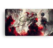 Code geass Canvas Print